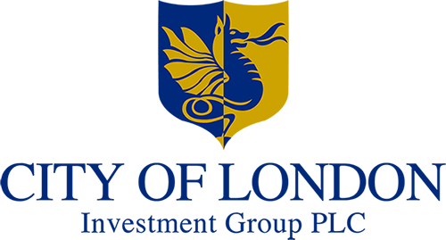 City of London Investment Group PLC Logo